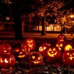 С праздником Хеллоуин