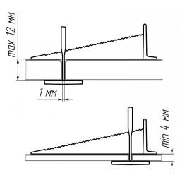 СВП 1мм 100+250+инструмент