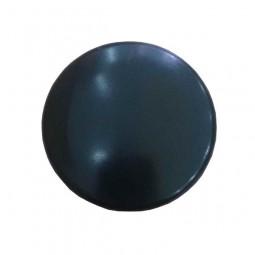 Наружная заглушка 32 мм черная