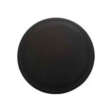 Заглушка пластиковая для труб ДУ90 черная