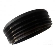 Заглушка круглая для труб диаметром 108 мм