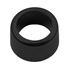 Заглушка втулка 32*25 мм наружная черная