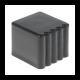 Заглушка для парт 20x20 черная